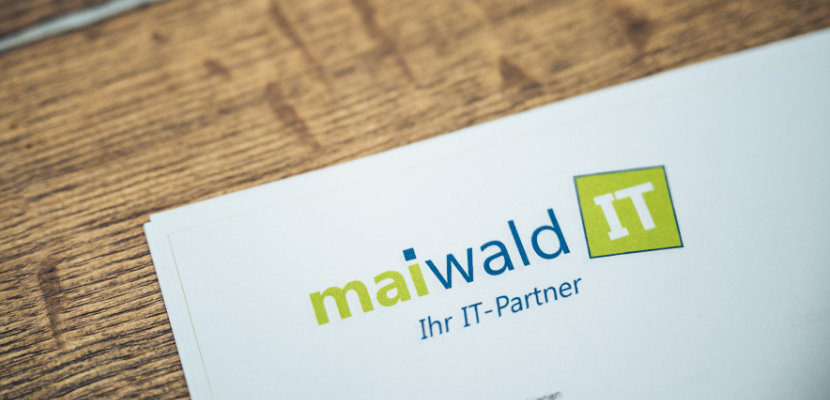 Briefpapier Maiwald IT